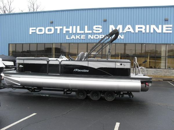 2021 Manitou boat for sale, model of the boat is RF 23 Aurora LE VP & Image # 1 of 43