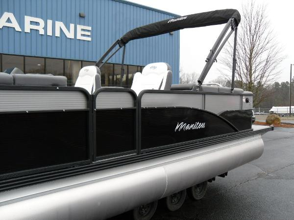 2021 Manitou boat for sale, model of the boat is RF 23 Aurora LE VP & Image # 21 of 43