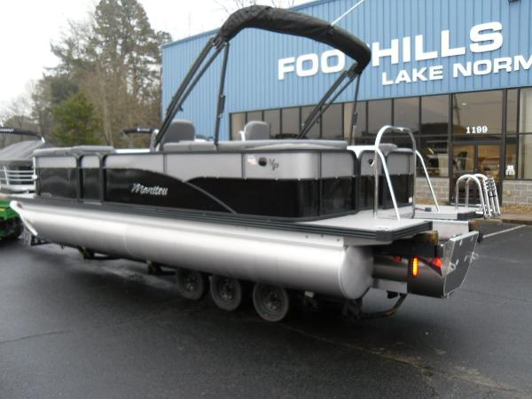 2021 Manitou boat for sale, model of the boat is RF 23 Aurora LE VP & Image # 22 of 43