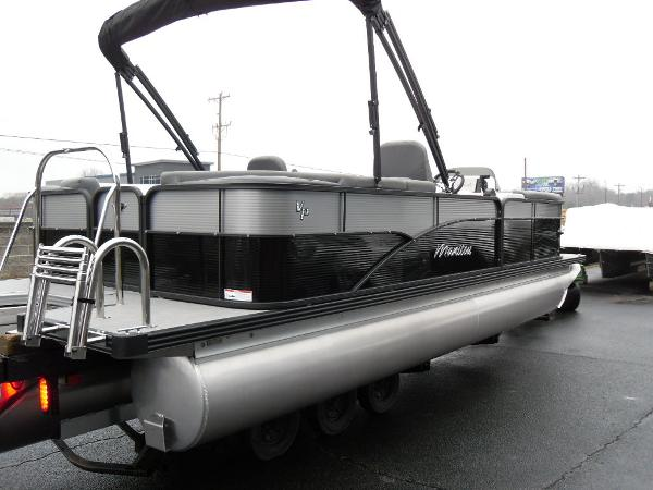 2021 Manitou boat for sale, model of the boat is RF 23 Aurora LE VP & Image # 25 of 43