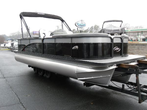 2021 Manitou boat for sale, model of the boat is RF 23 Aurora LE VP & Image # 26 of 43
