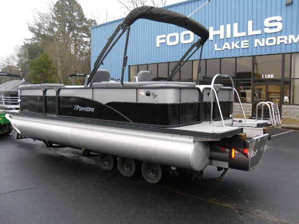 2021 Manitou boat for sale, model of the boat is RF 23 Aurora LE VP & Image # 35 of 43
