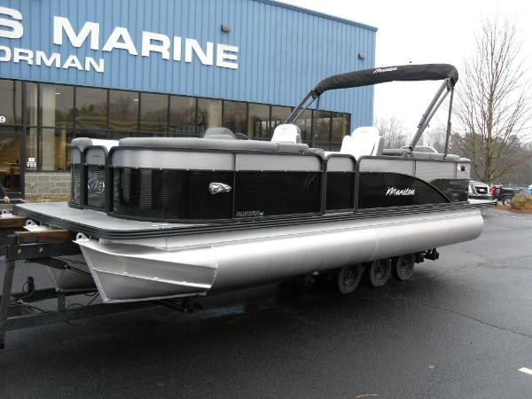 2021 Manitou boat for sale, model of the boat is RF 23 Aurora LE VP & Image # 40 of 43