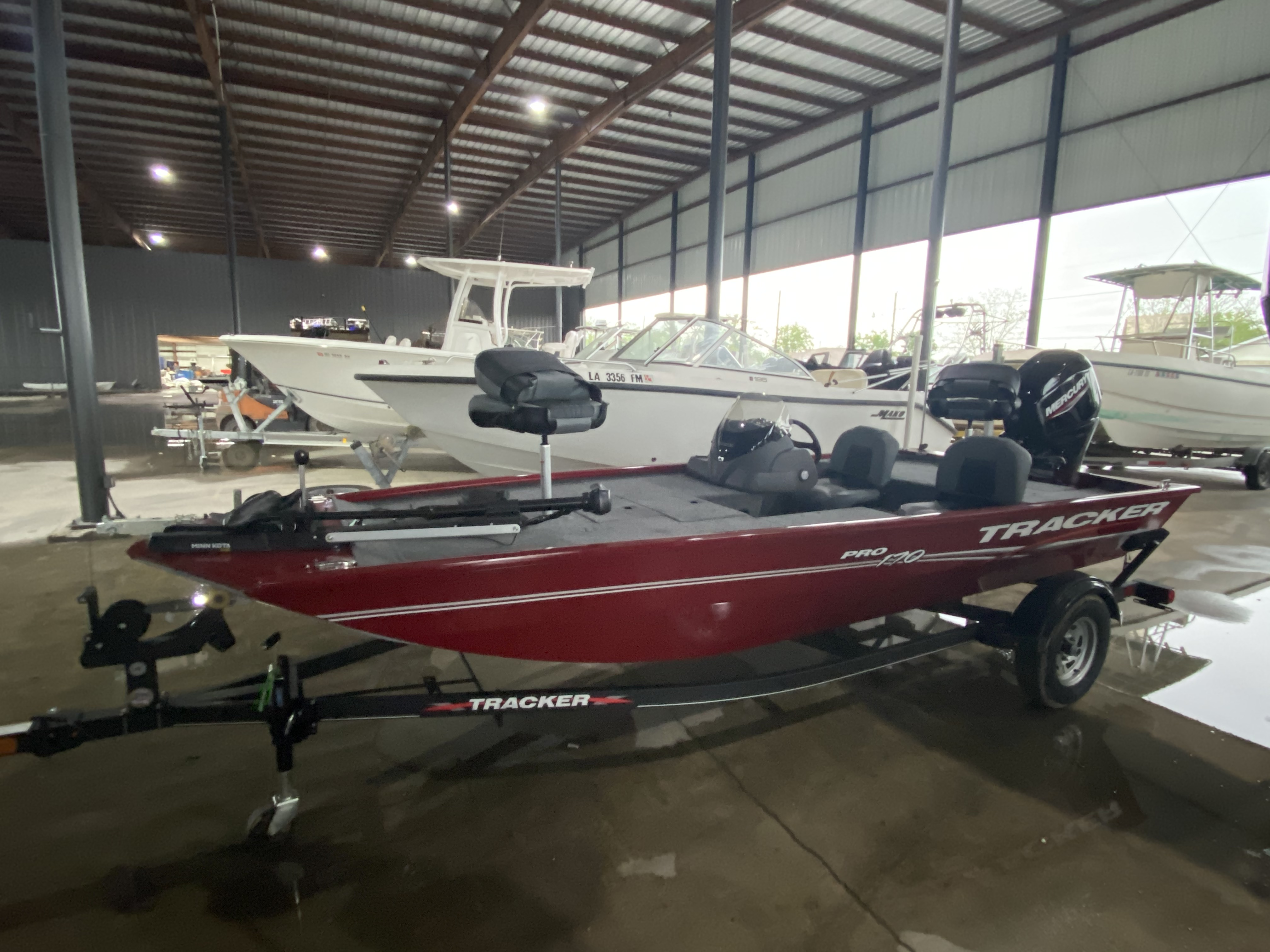 2021 Tracker Boats boat for sale, model of the boat is Pro 170 & Image # 1 of 10