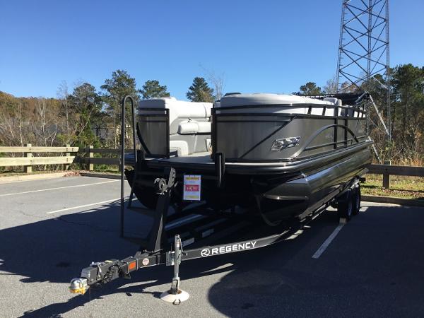 2019 Regency boat for sale, model of the boat is 230DL & Image # 2 of 9