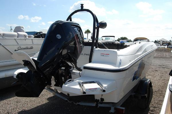 2018 Bayliner boat for sale, model of the boat is E-18 & Image # 6 of 11