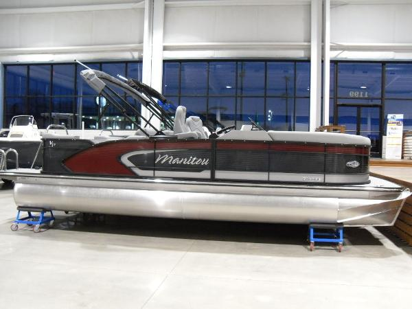 2021 Manitou boat for sale, model of the boat is SR 23 Encore VP & Image # 1 of 20