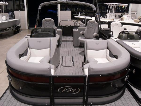 2021 Manitou boat for sale, model of the boat is SR 23 Encore VP & Image # 18 of 20