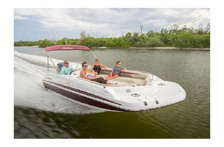 2017 Hurricane boat for sale, model of the boat is SS 201 & Image # 11 of 19