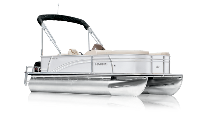 2021 Harris CRUISER 230 - SL - PERFORMANCE TRIPLE TUBE