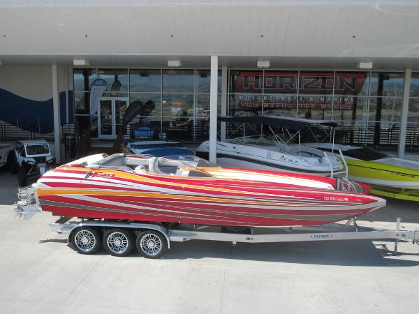 2008 Daves Custom Boats F29