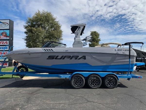 2022 Supra SE 550