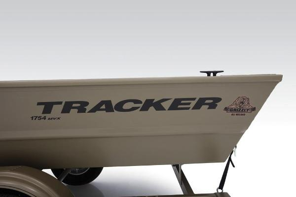 2019 Tracker Boats boat for sale, model of the boat is Grizzly 1754 Jon & Image # 20 of 20