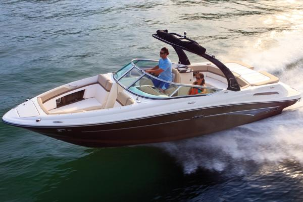 2012 SEA RAY 250 SLX thumbnail