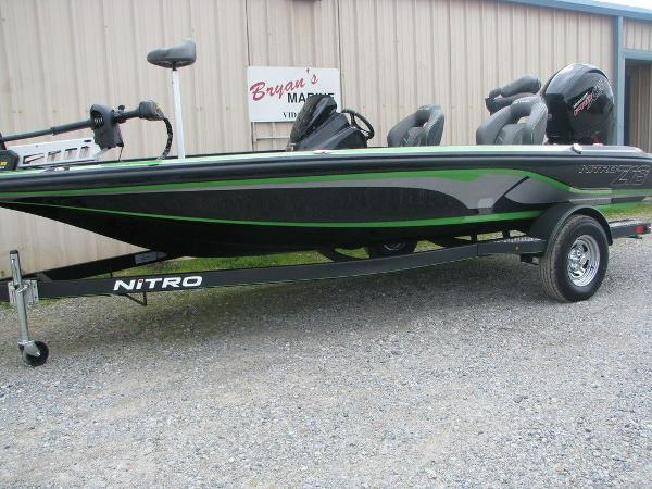 2019 Nitro boat for sale, model of the boat is Z18 & Image # 2 of 40
