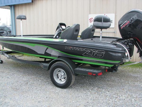 2019 Nitro boat for sale, model of the boat is Z18 & Image # 7 of 40