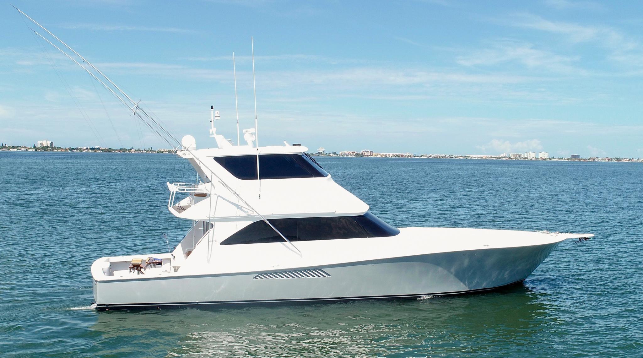 2001 Viking 61 EB Profile