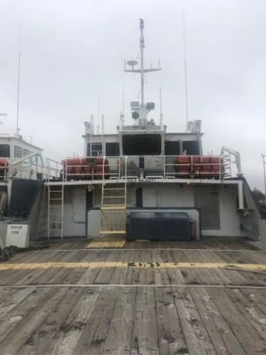 160' Commercial 160' SUPPLY-CREW BOAT