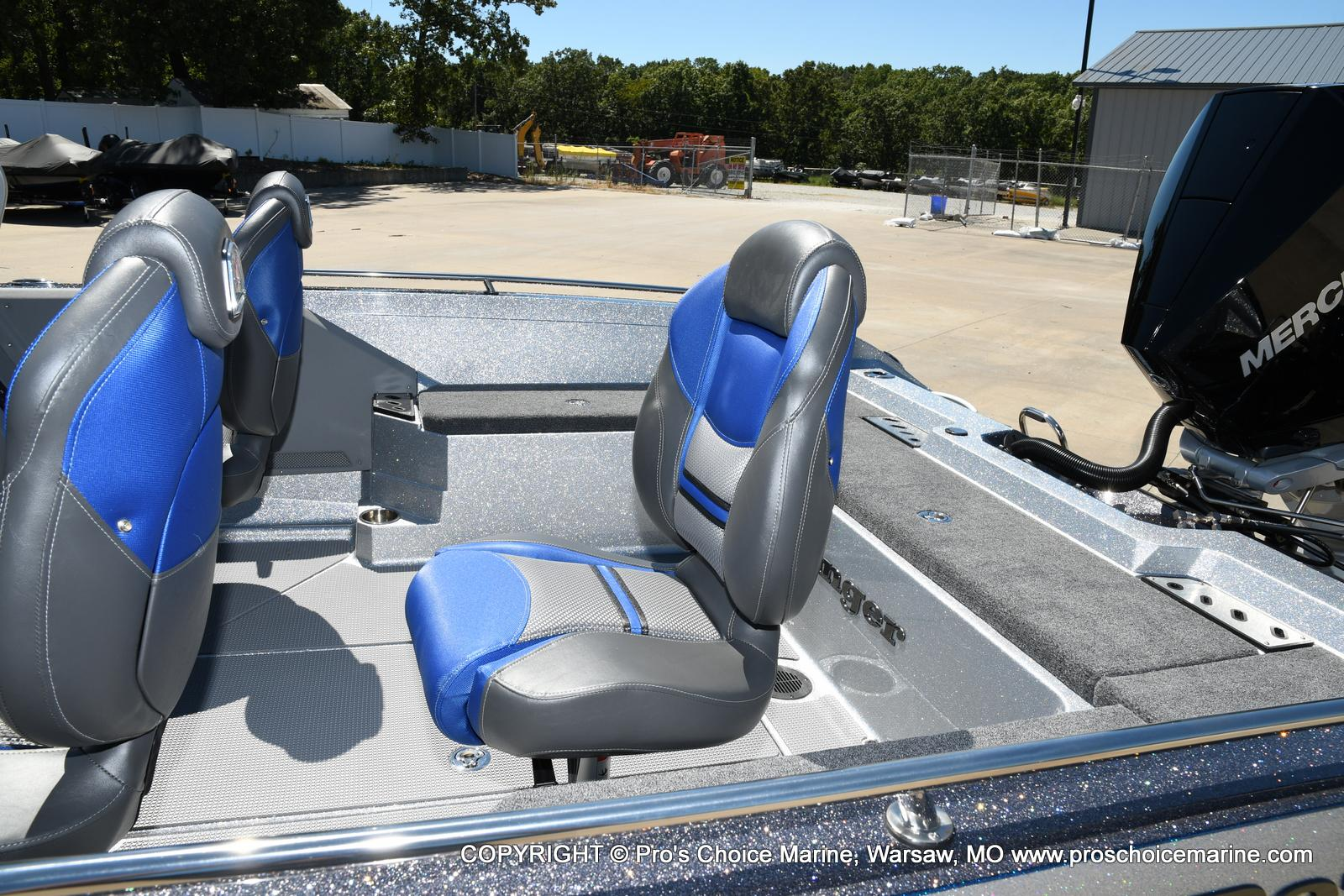 2021 Ranger Boats boat for sale, model of the boat is 620FS Pro w/300HP Verado & Image # 19 of 50