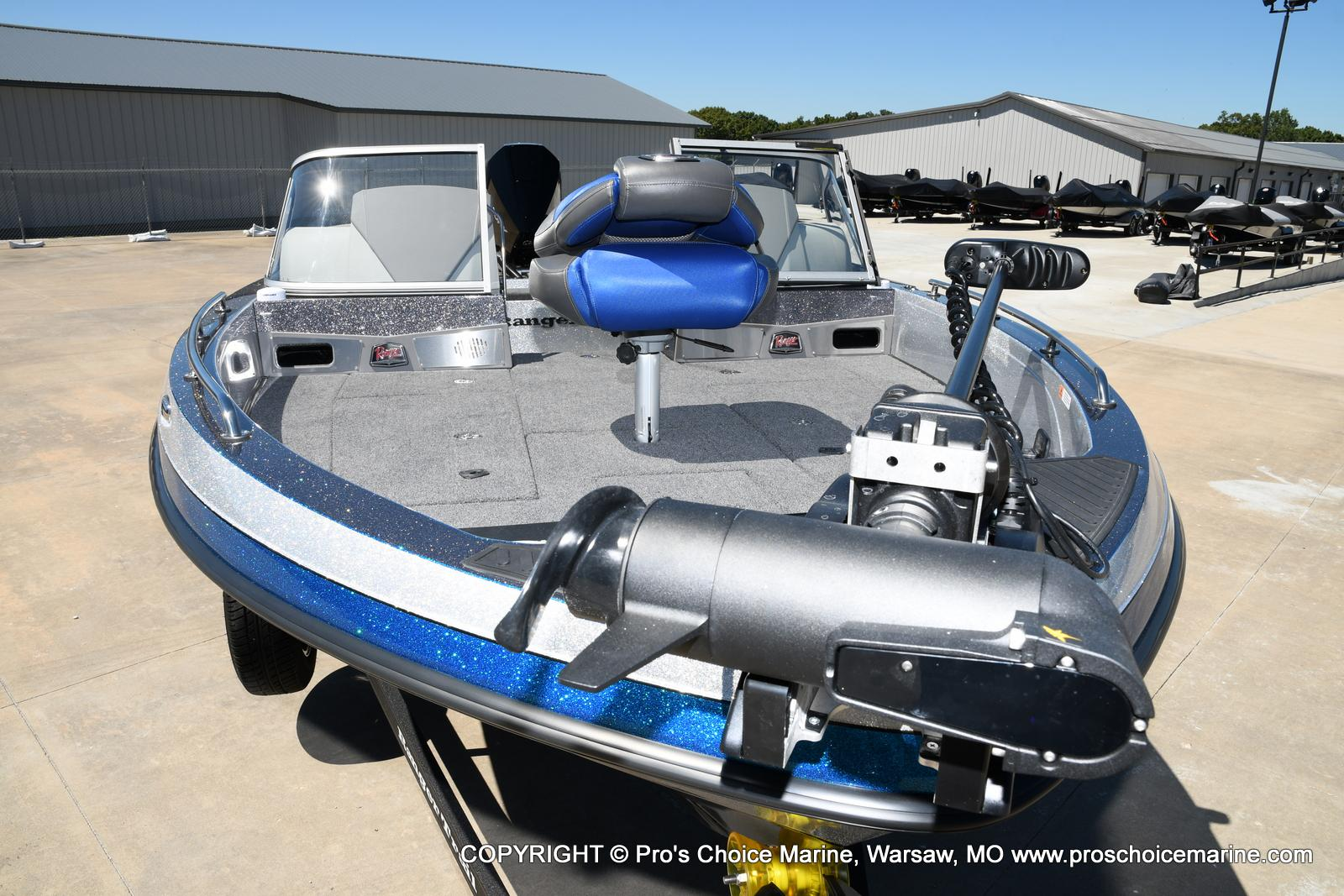 2021 Ranger Boats boat for sale, model of the boat is 620FS Pro w/300HP Verado & Image # 40 of 50