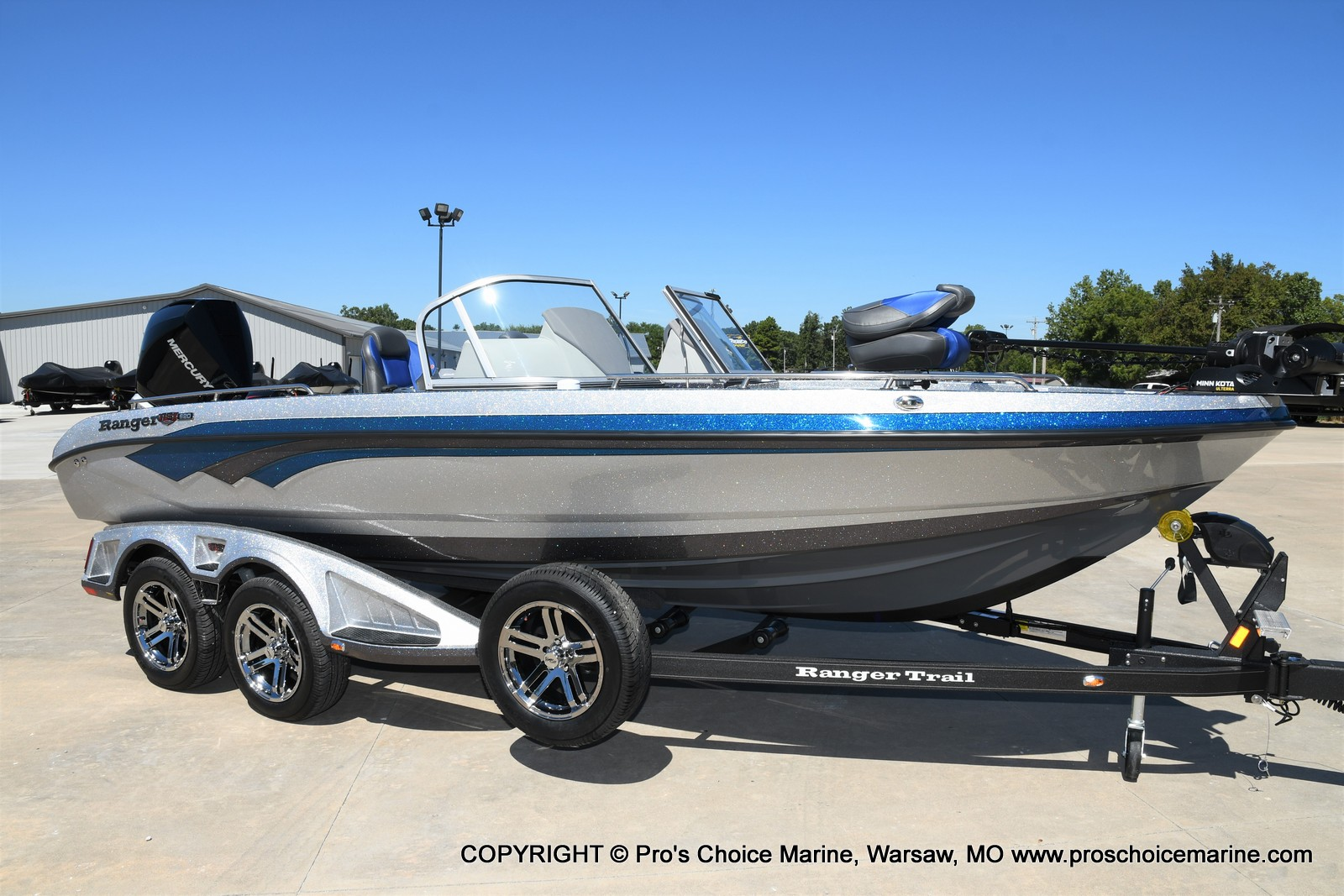 2021 Ranger Boats boat for sale, model of the boat is 620FS Pro w/300HP Verado & Image # 26 of 50