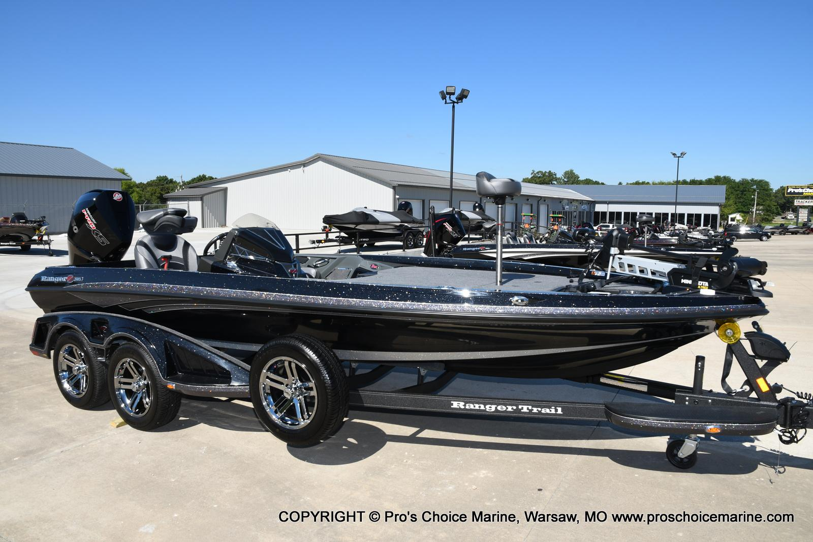 2021 Ranger Boats boat for sale, model of the boat is Z520L TOURING PACKAGE & Image # 27 of 50