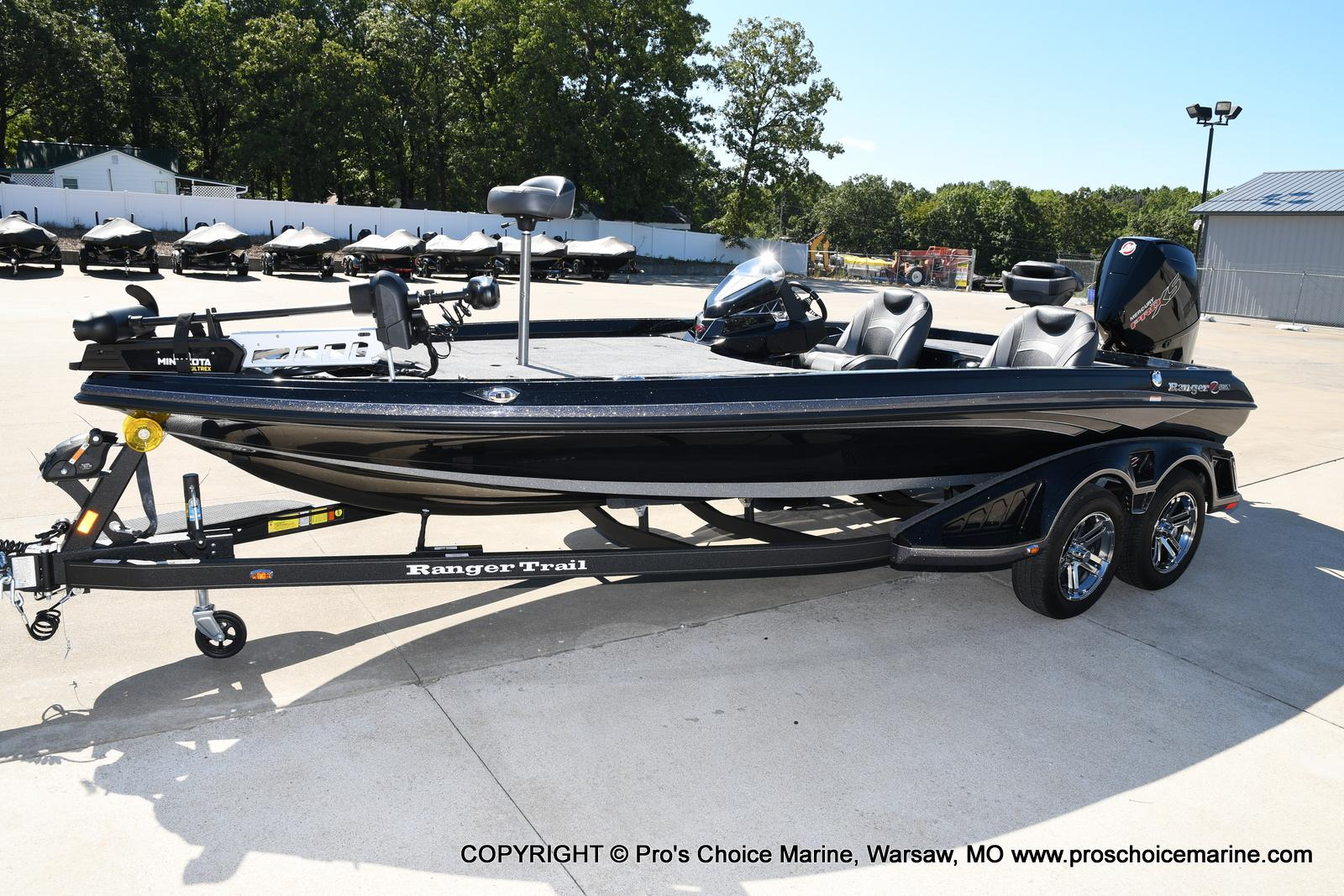 2021 Ranger Boats boat for sale, model of the boat is Z520L TOURING PACKAGE & Image # 31 of 50