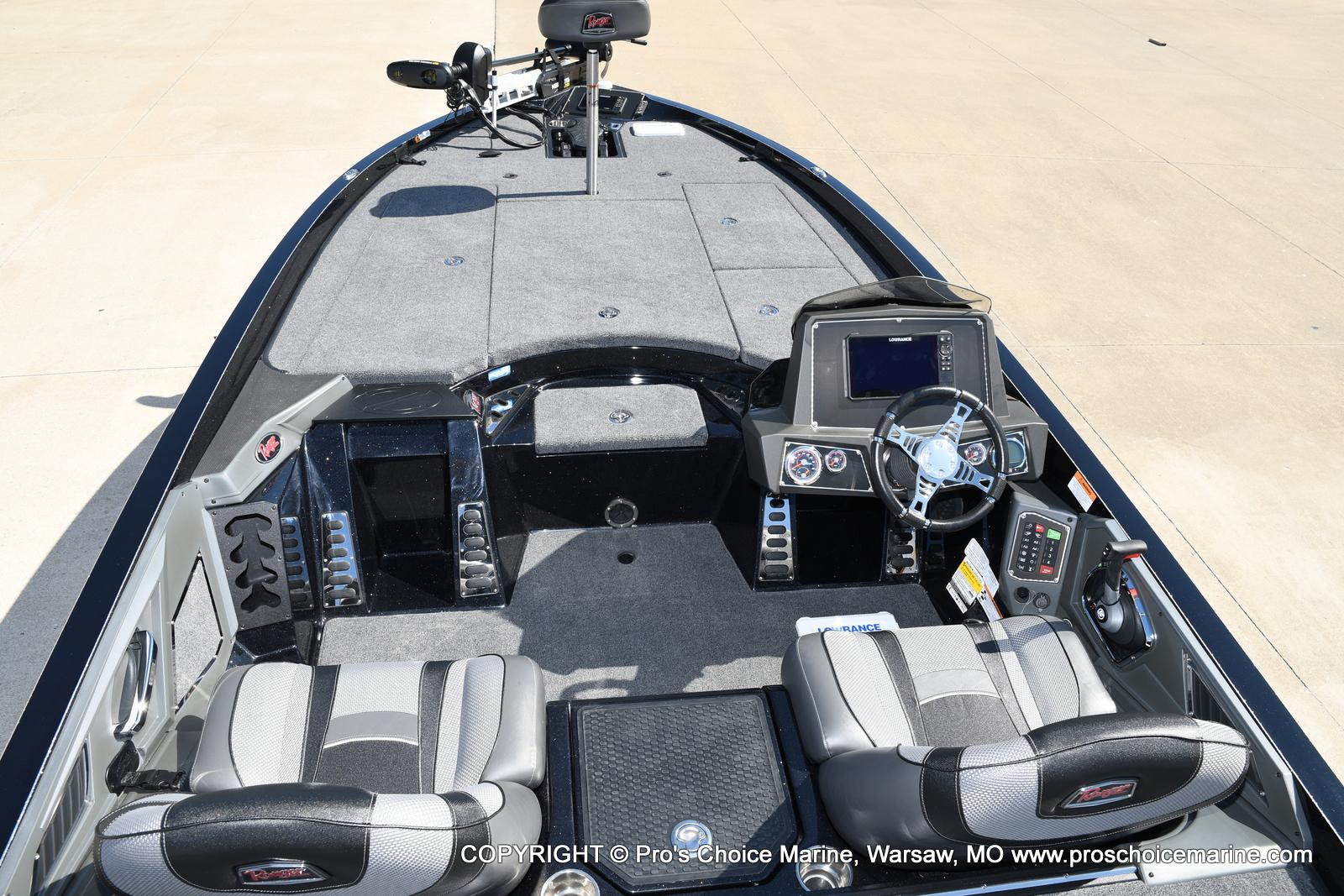 2021 Ranger Boats boat for sale, model of the boat is Z520L TOURING PACKAGE & Image # 34 of 50