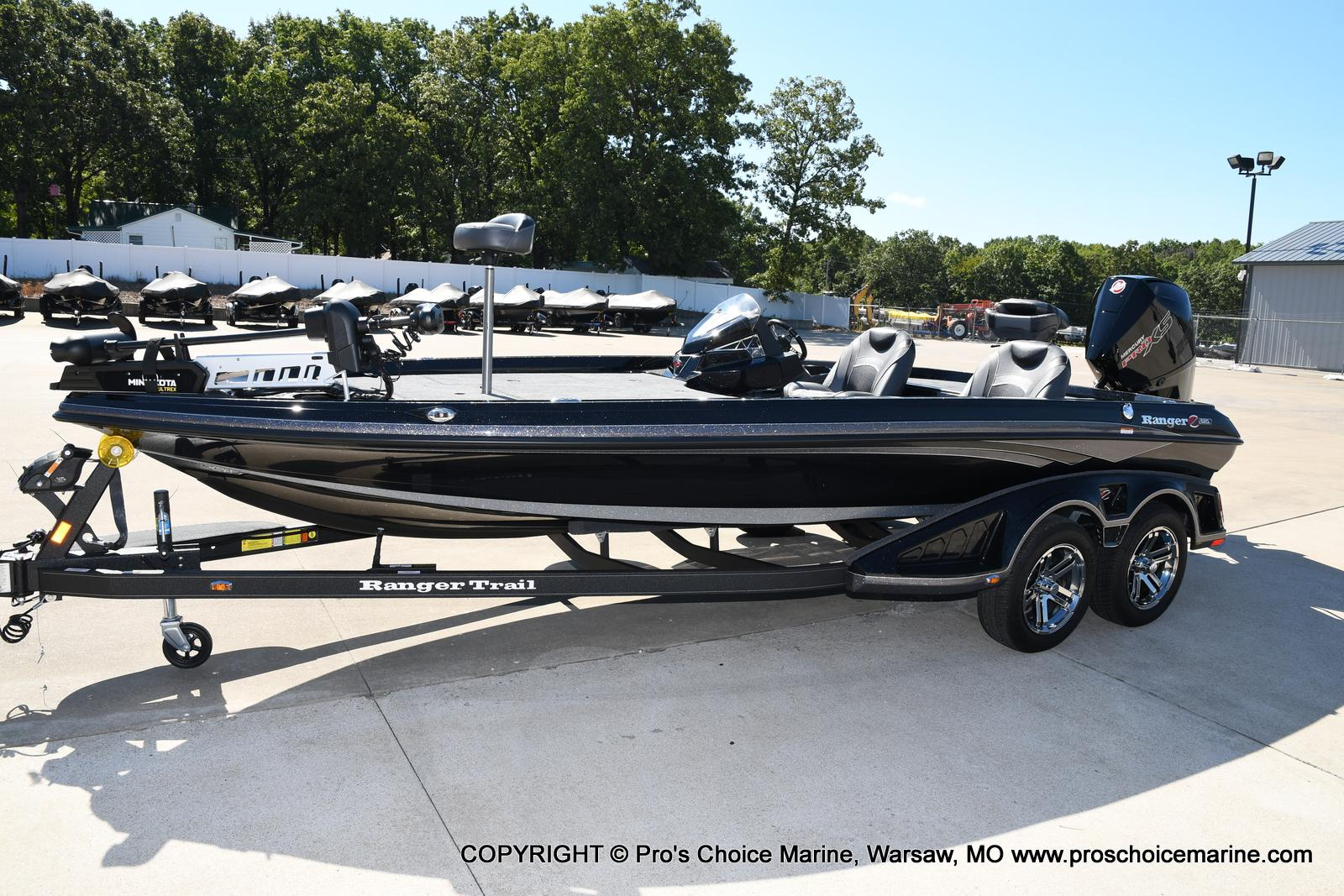 2021 Ranger Boats boat for sale, model of the boat is Z520L TOURING PACKAGE & Image # 43 of 50