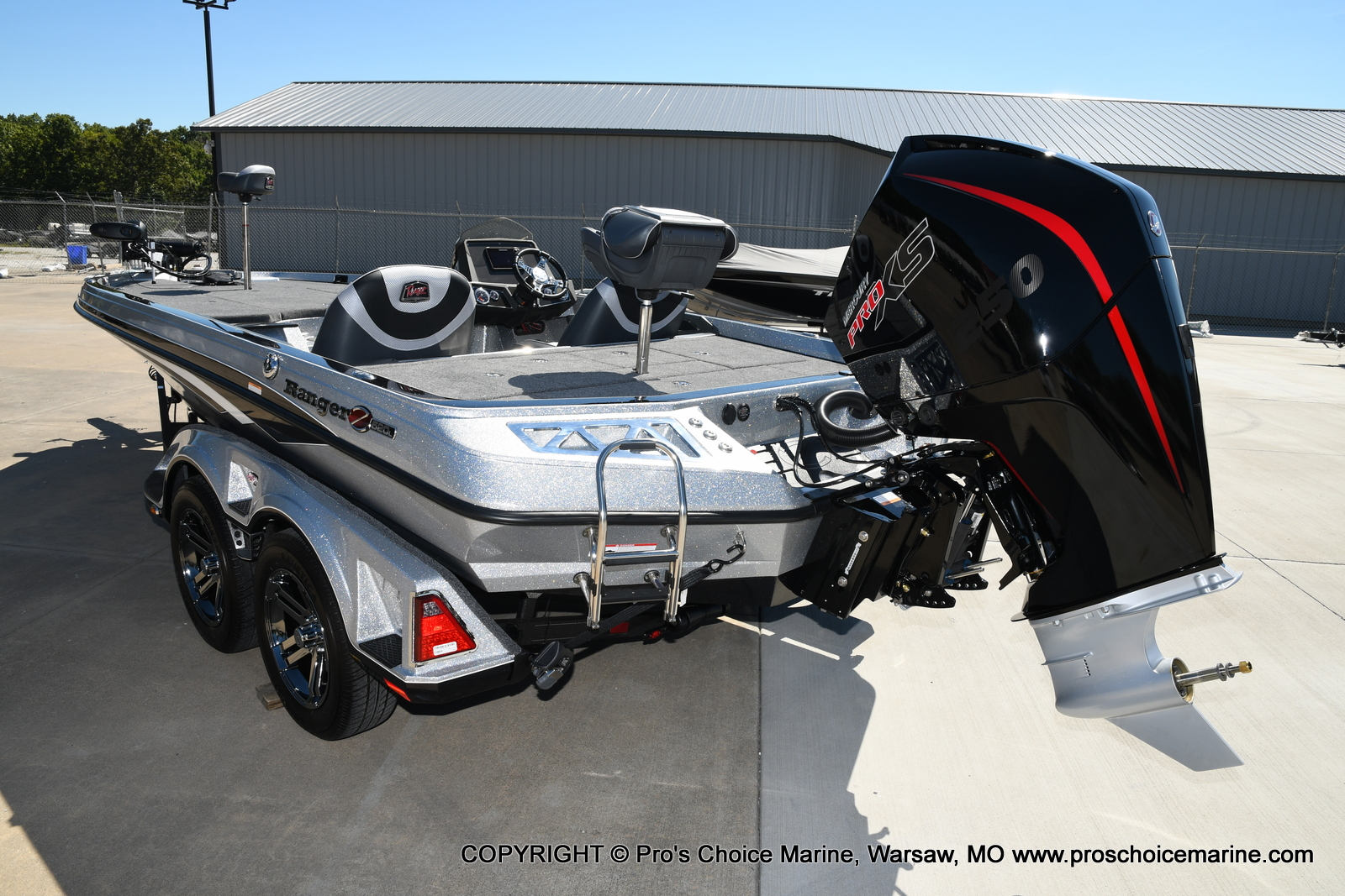 2021 Ranger Boats boat for sale, model of the boat is Z520L TOURING PACKAGE & Image # 48 of 50