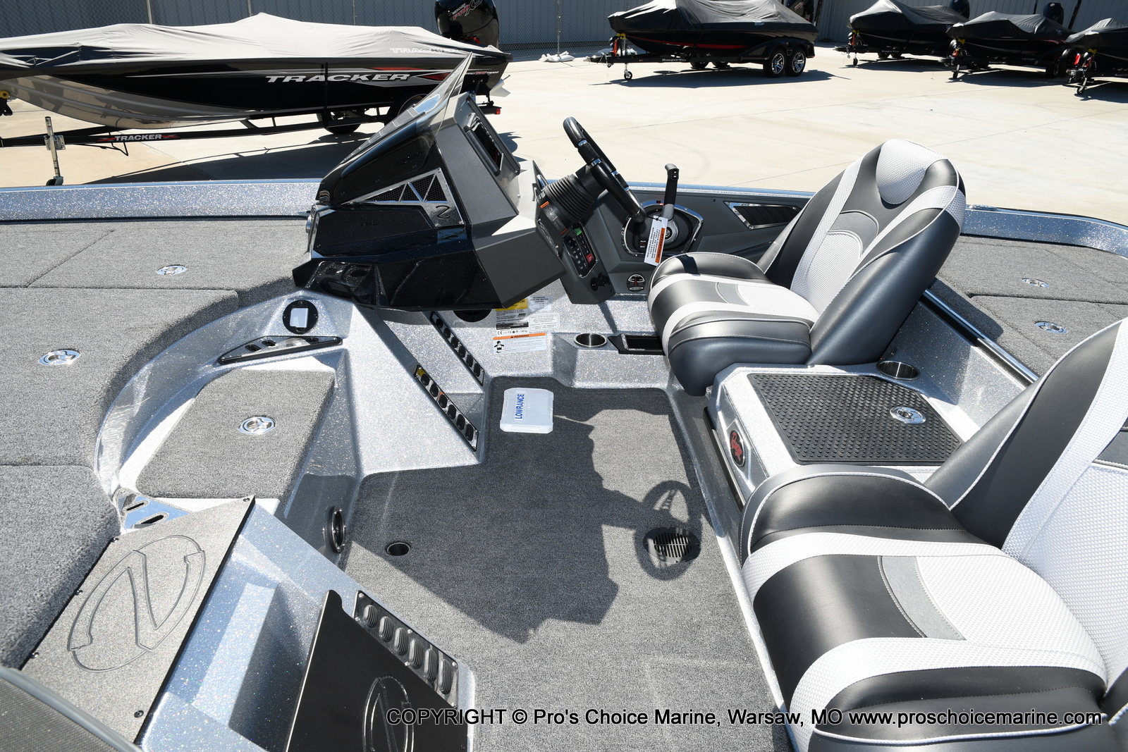 2021 Ranger Boats boat for sale, model of the boat is Z520L TOURING PACKAGE & Image # 9 of 50
