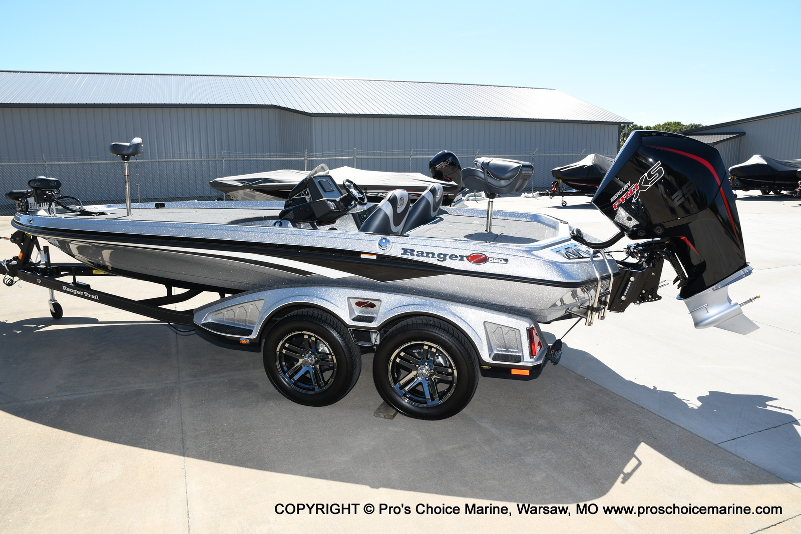 2021 Ranger Boats boat for sale, model of the boat is Z520L TOURING PACKAGE & Image # 28 of 50
