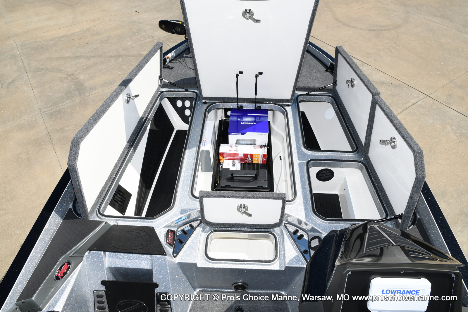 2021 Ranger Boats boat for sale, model of the boat is Z520L TOURING PACKAGE & Image # 33 of 50