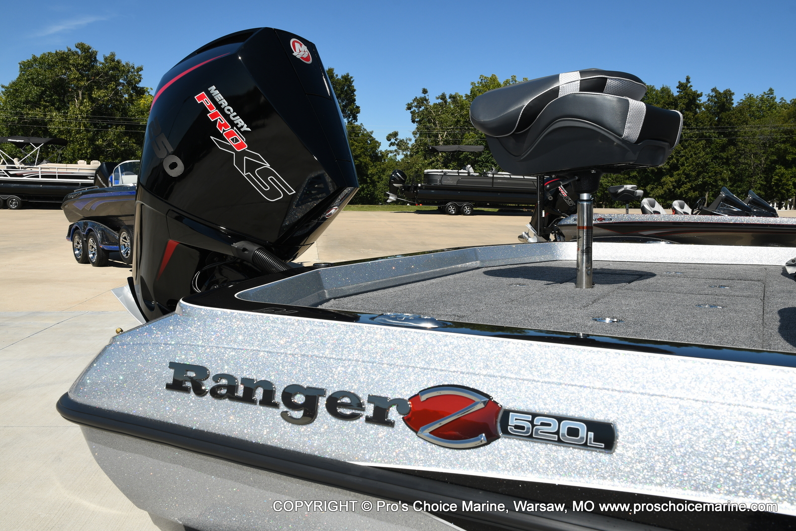 2021 Ranger Boats boat for sale, model of the boat is Z520L TOURING PACKAGE & Image # 38 of 50