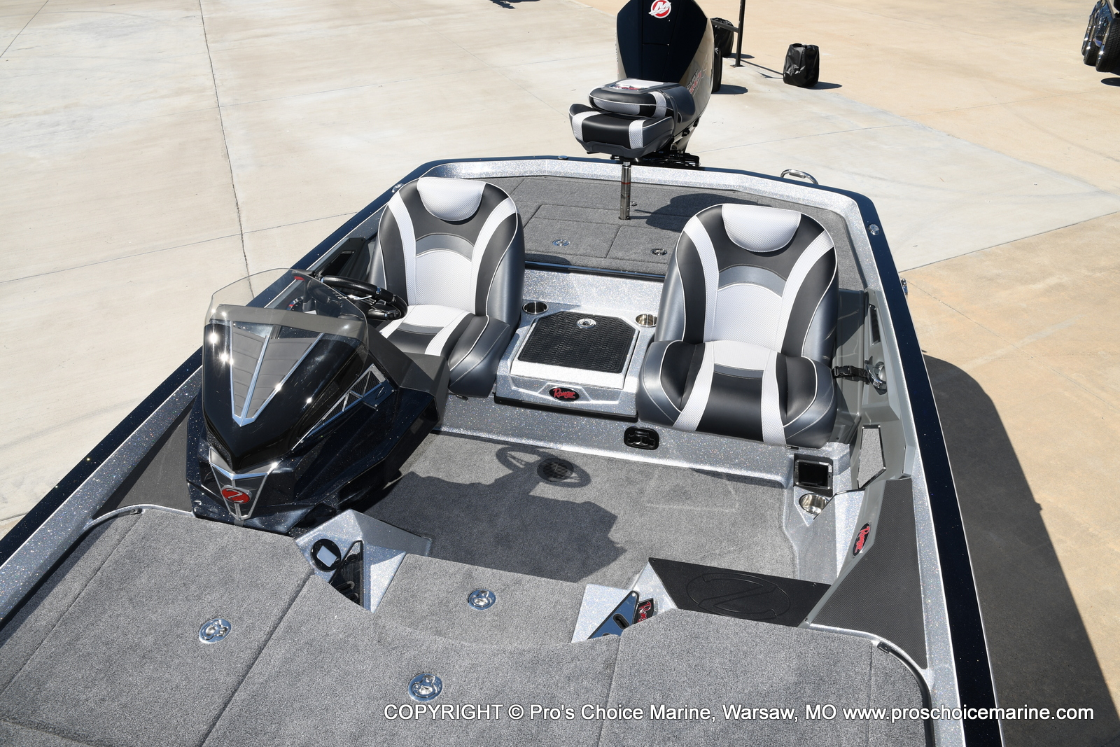 2021 Ranger Boats boat for sale, model of the boat is Z520L TOURING PACKAGE & Image # 45 of 50