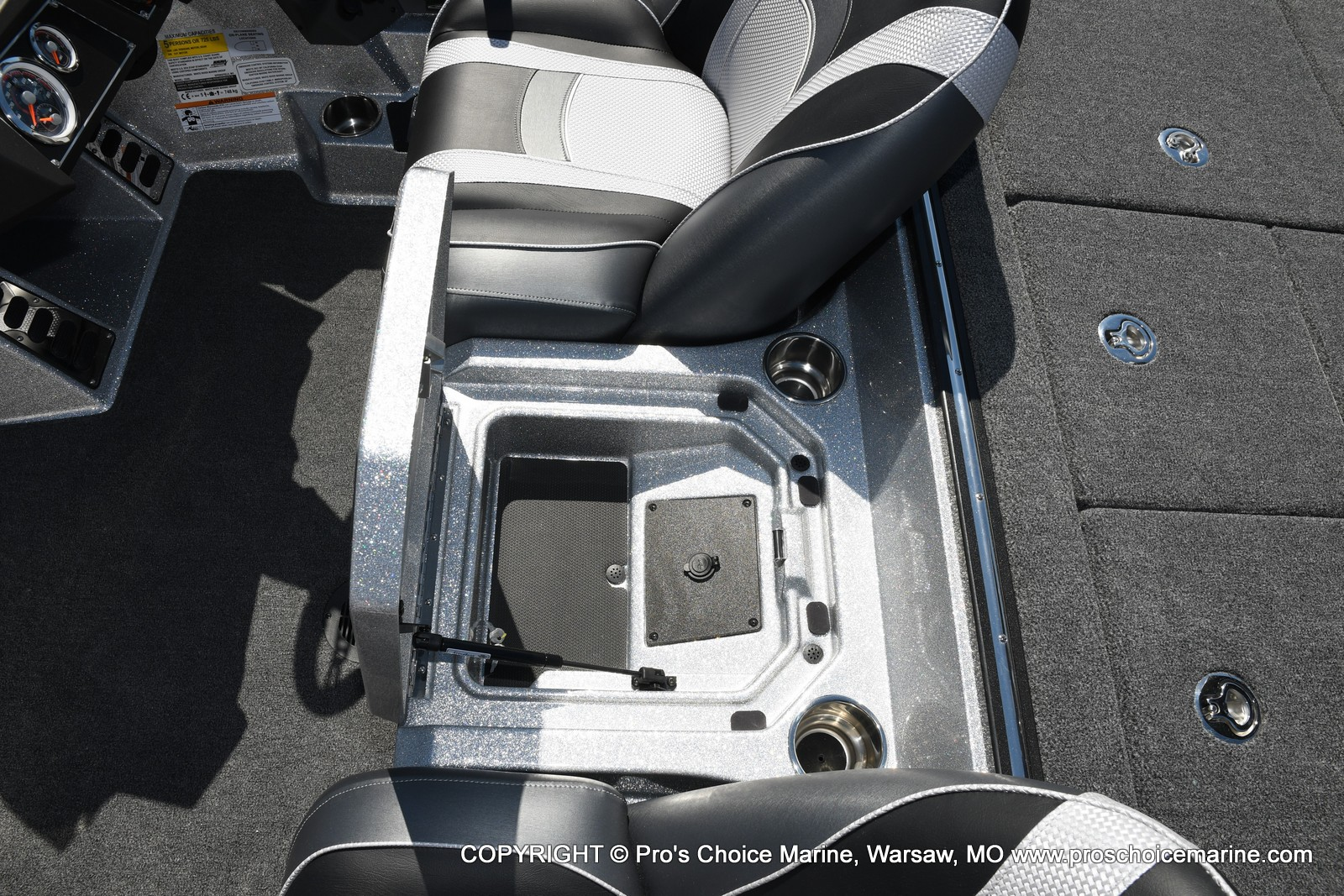 2021 Ranger Boats boat for sale, model of the boat is Z520L TOURING PACKAGE & Image # 46 of 50