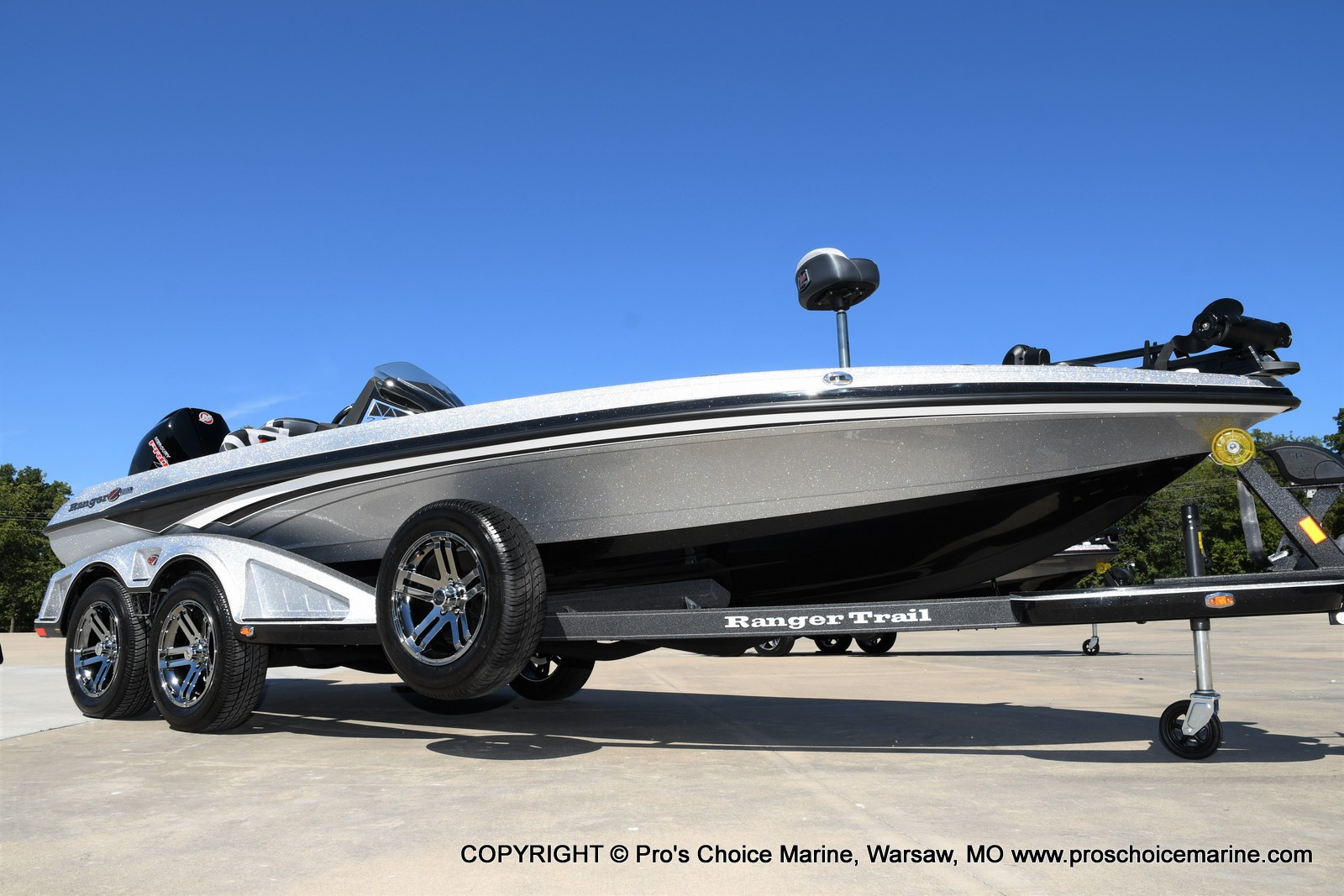 2021 Ranger Boats boat for sale, model of the boat is Z520L TOURING PACKAGE & Image # 47 of 50