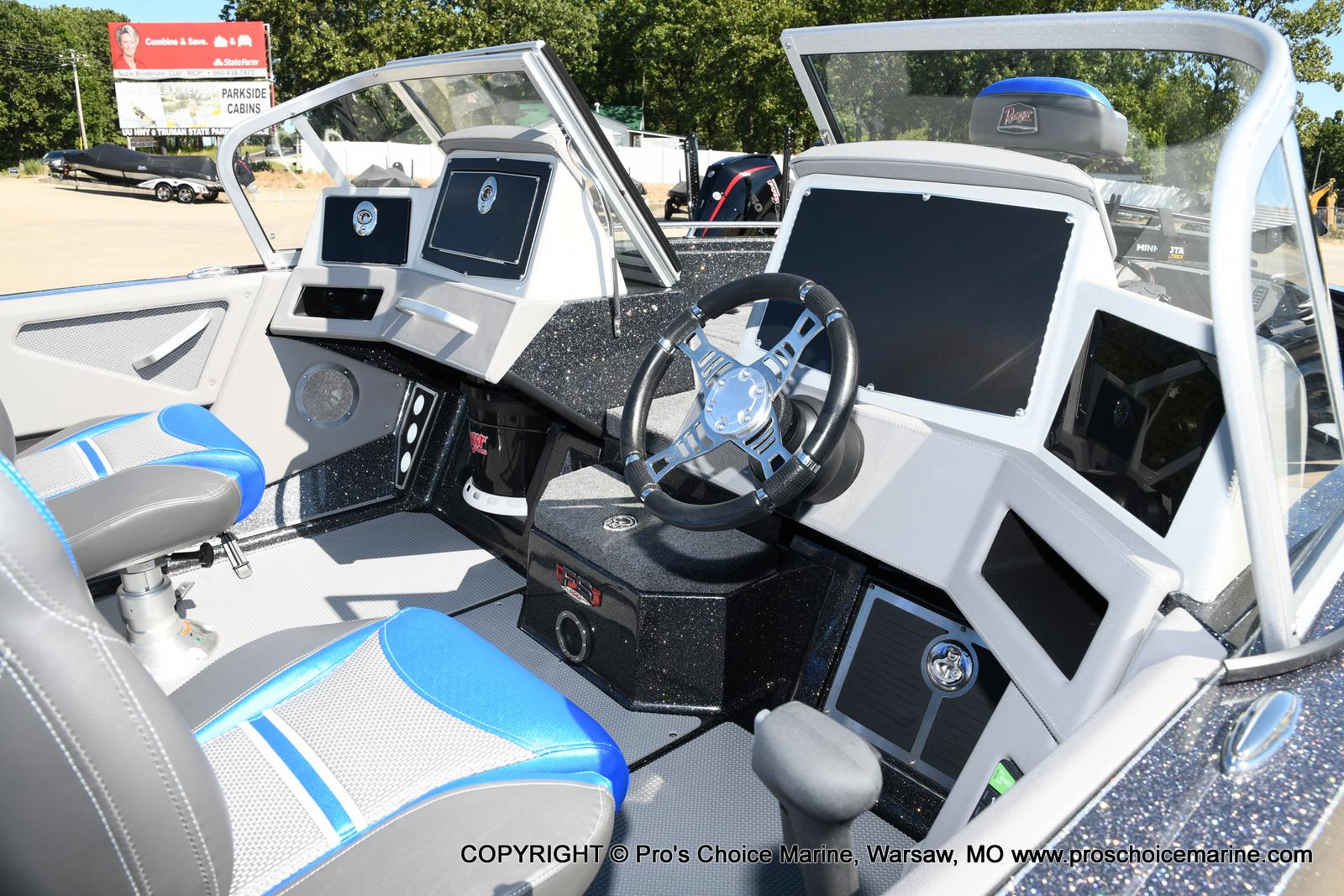 2021 Ranger Boats boat for sale, model of the boat is 620FS Pro & Image # 11 of 50