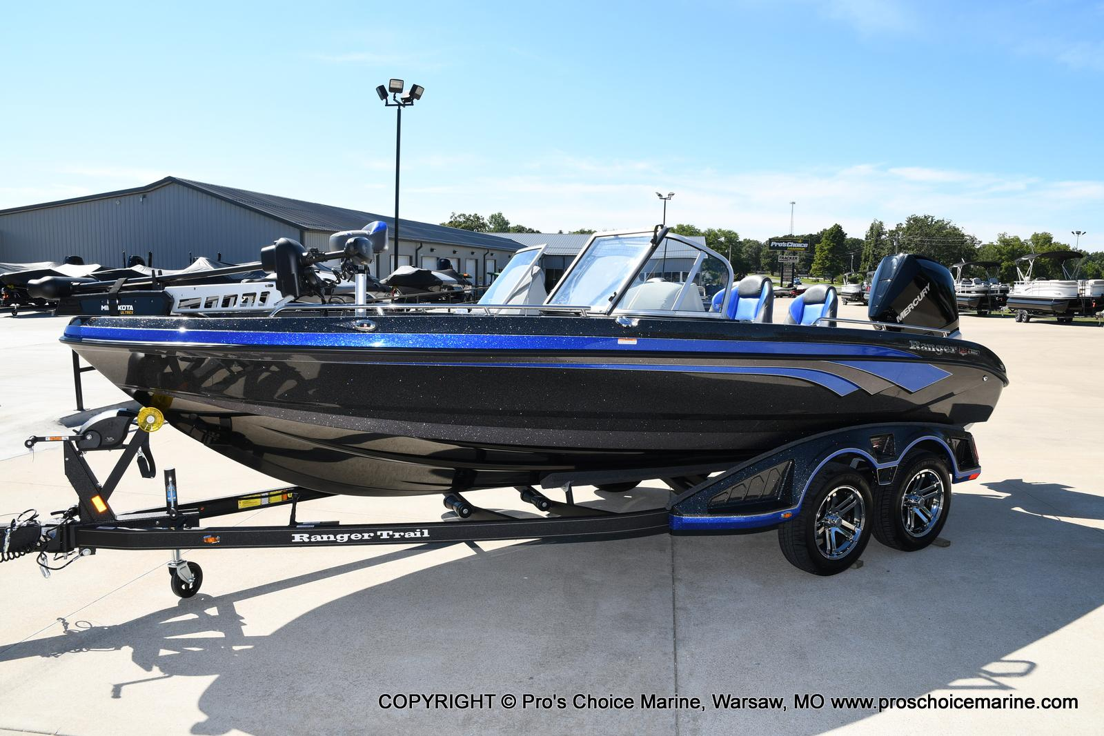2021 Ranger Boats boat for sale, model of the boat is 620FS Pro & Image # 2 of 50