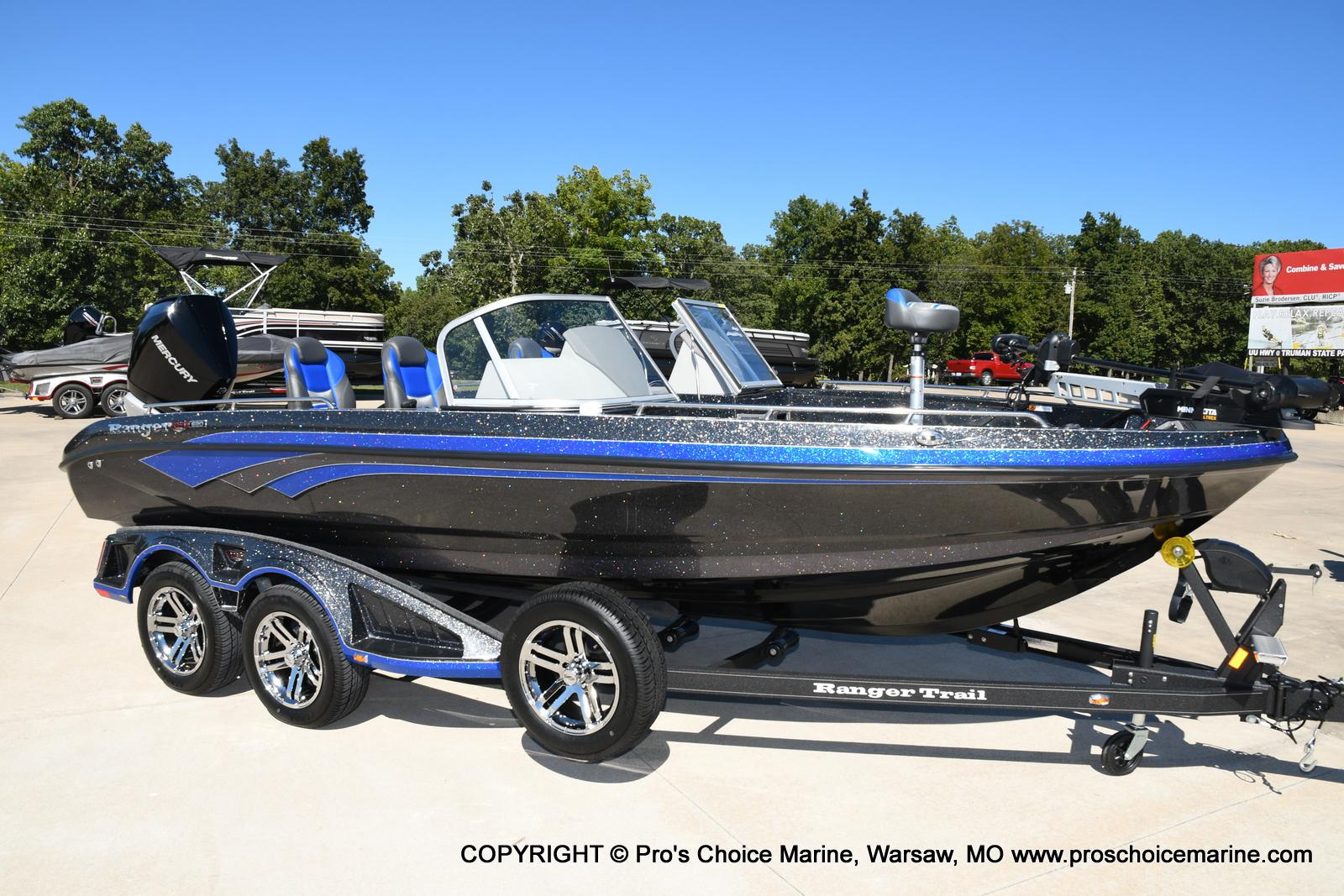 2021 Ranger Boats boat for sale, model of the boat is 620FS Pro & Image # 20 of 50