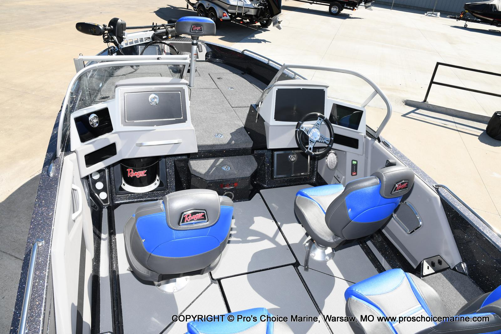 2021 Ranger Boats boat for sale, model of the boat is 620FS Pro & Image # 38 of 50