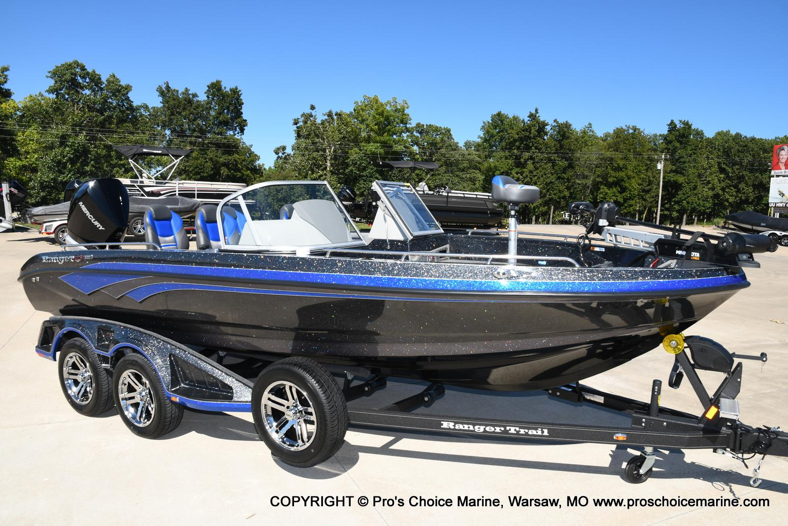 2021 Ranger Boats boat for sale, model of the boat is 620FS Pro & Image # 47 of 50