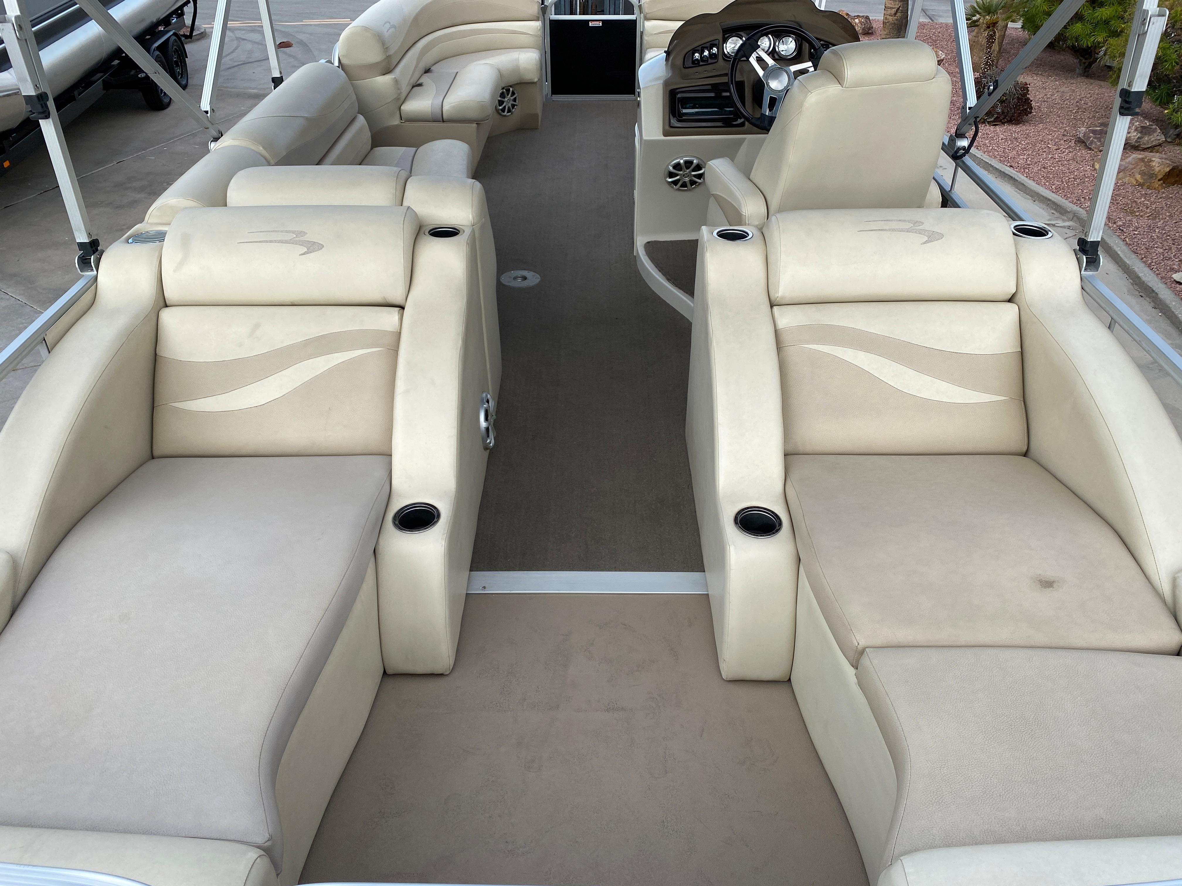 2012 Bennington 2275 GCW #T8098D inventory image at Sun Country Inland in Lake Havasu City
