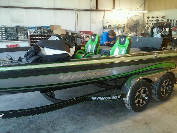 2019 Phoenix boat for sale, model of the boat is Popular Color Options & Image # 2 of 28