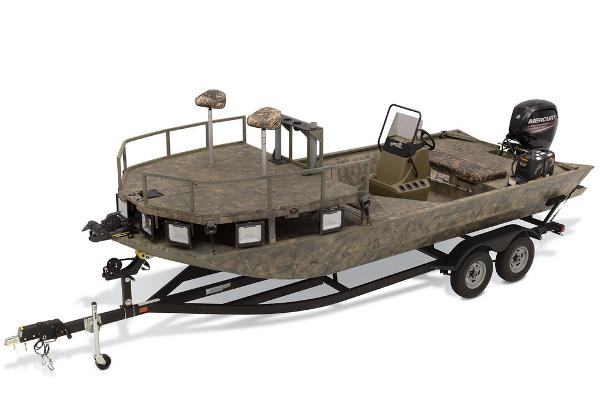 2021 Tracker Boats boat for sale, model of the boat is GRIZZLY® 2072 CC Sportsman & Image # 1 of 32