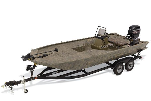 2021 Tracker Boats boat for sale, model of the boat is GRIZZLY® 2072 CC Sportsman & Image # 5 of 32