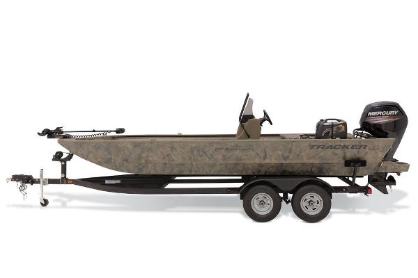 2021 Tracker Boats boat for sale, model of the boat is GRIZZLY® 2072 CC Sportsman & Image # 9 of 32