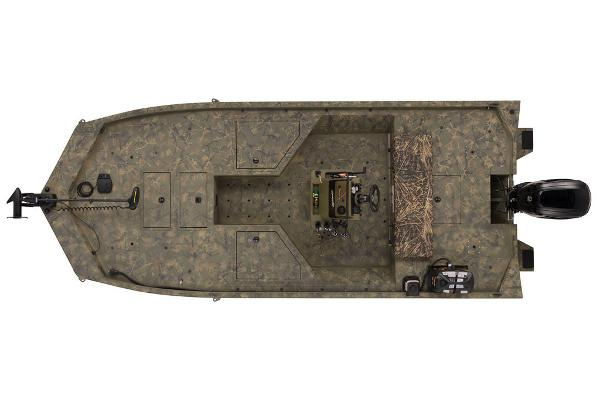 2021 Tracker Boats boat for sale, model of the boat is GRIZZLY® 2072 CC Sportsman & Image # 24 of 32