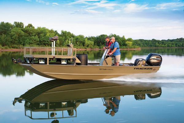 2021 Tracker Boats boat for sale, model of the boat is GRIZZLY® 2072 CC Sportsman & Image # 27 of 32