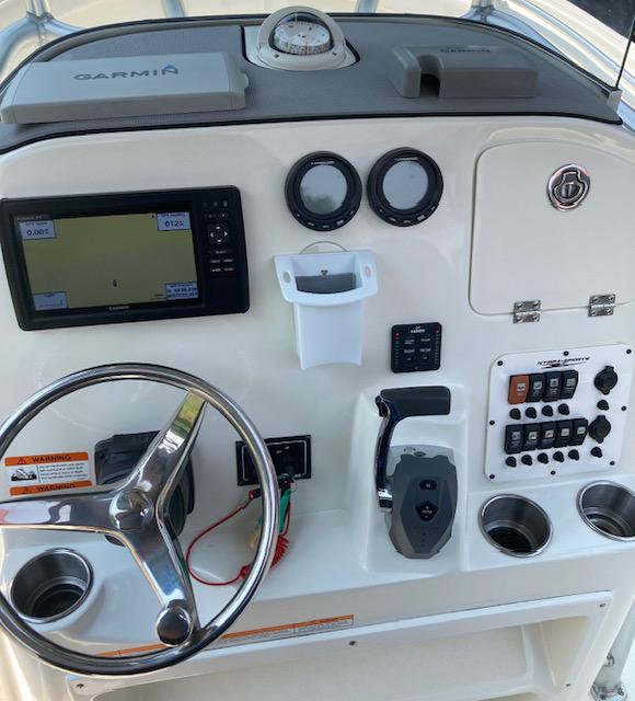 NJ 6541 SF Knot 10 Yacht Sales